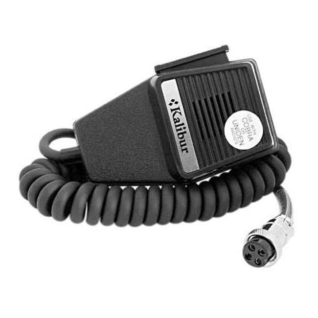 Accessories unlimited AUCBMIC 4 Pin Dynamic Microphone with 9 ft. Cord by Accessories unlimited