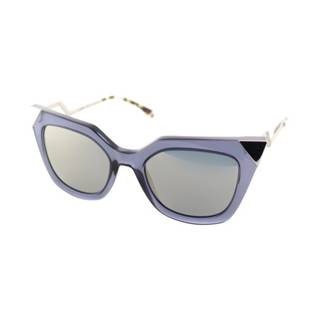 Fendi Irida FF 0060 MSU Womens Cat-Eye Sunglasses