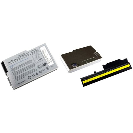 Lithium Ion Extended Life - Axiom AX - Notebook battery (extended life) (equivalent to: HP QK644AA) - 1 x lithium ion 6-cell - for HP EliteBook 2560p, 2570p