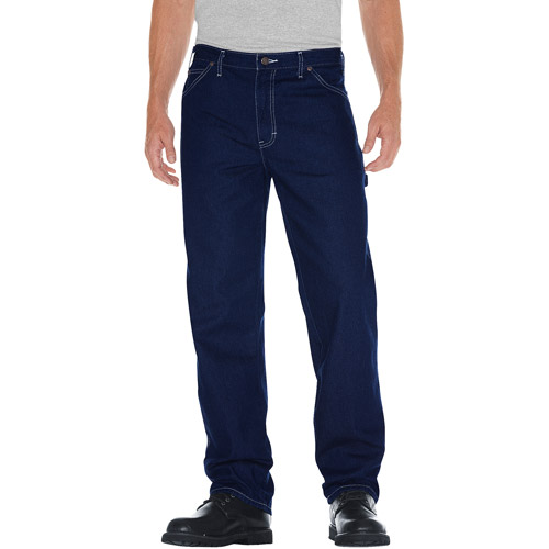 Men's Relaxed Fit Straight Leg Rigid Carpenter Jeans