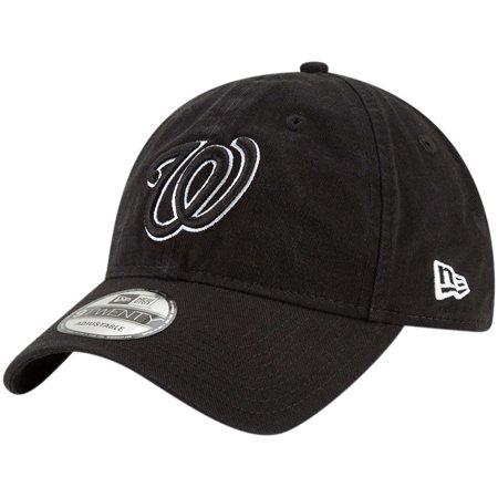 Washington Nationals New Era Core Classic Twill 9TWENTY Adjustable ... 8544c219adfe