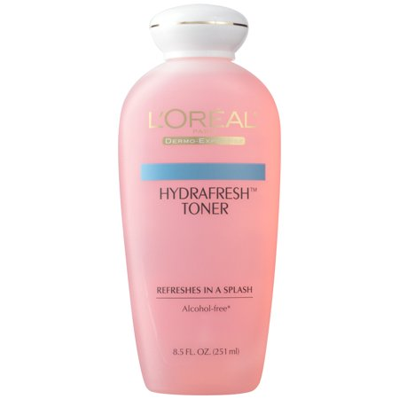 L'Oréal Paris HydraFresh Toner, 8.5 fl. oz. (Best Toner For Sensitive Skin In India)