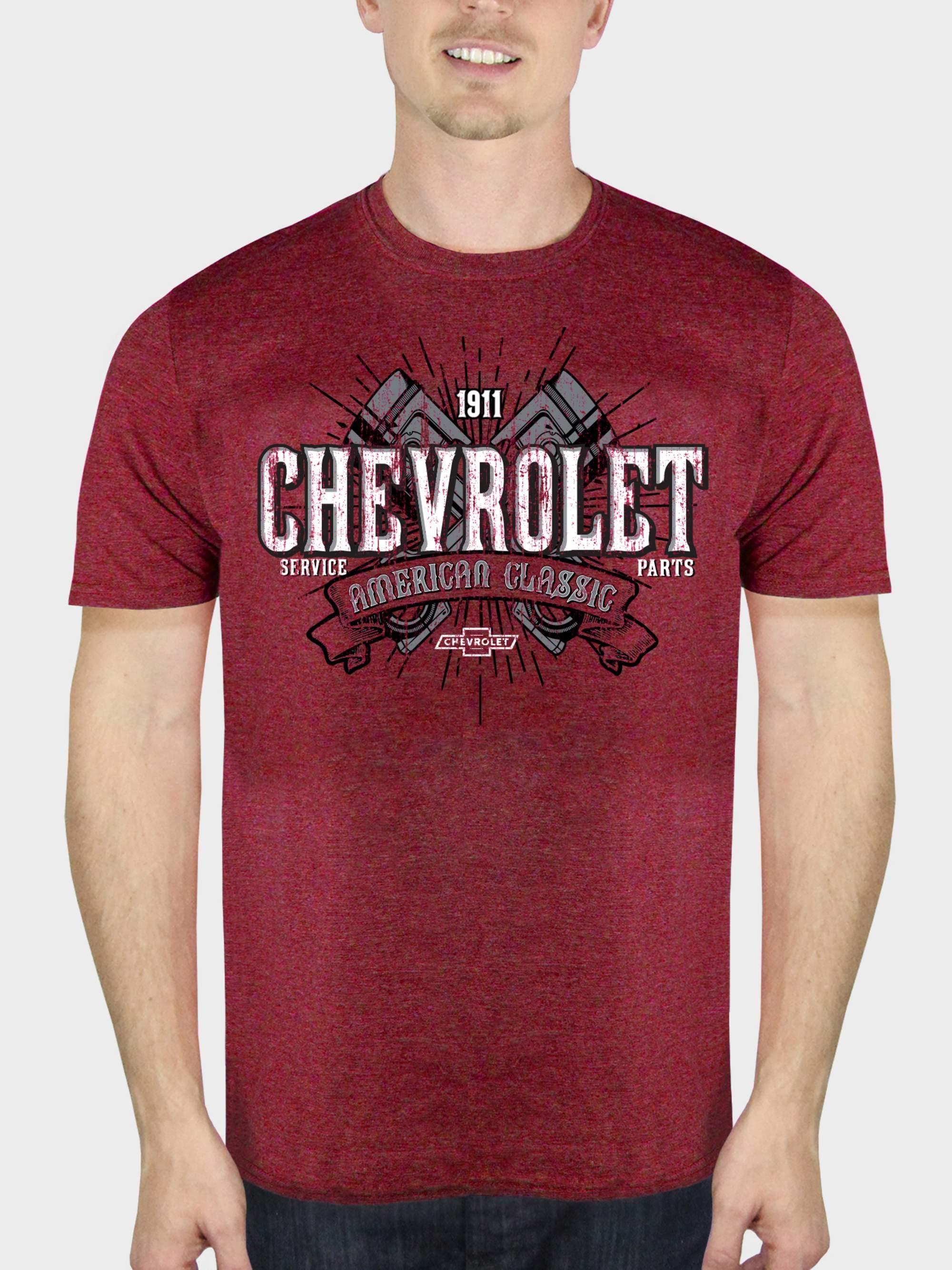 Chevrolet American Classic Men's Graphic T-shirt