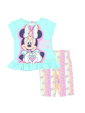 b4a8577f5 Toddler Girls Outfit Sets - Walmart.com
