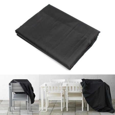 Garden Patio Table Cover Waterproof Outdoor Furniture Shelter Large Size - image 3 de 5