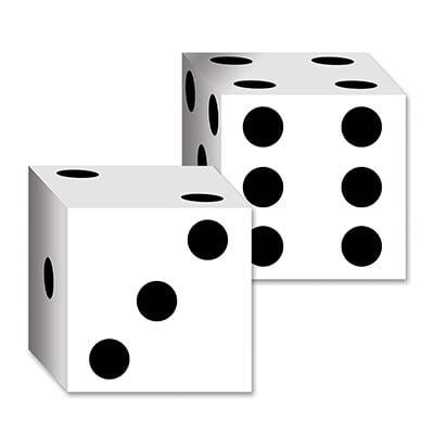 DDI 1277084 Dice Card Boxes - Dice Rolling Box
