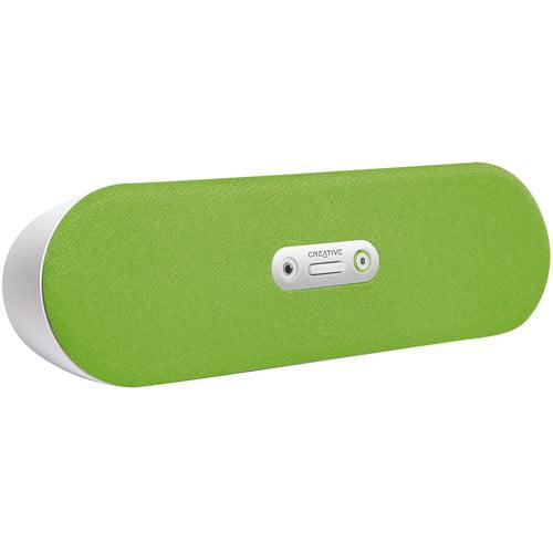 Creative D80 Bluetooth Wireless Speaker (Green)