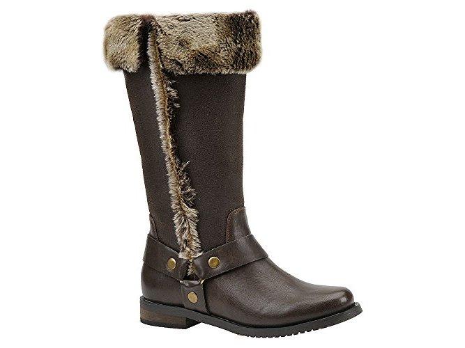 Wanderlust Malia Women's Boot, Brown, Size 9.5