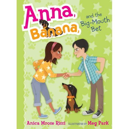 Simeon And Anna (Anna, Banana, and the Big-Mouth)