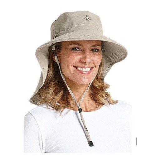 61a8f1de7 Coolibar Women's Ultra Sun Hat