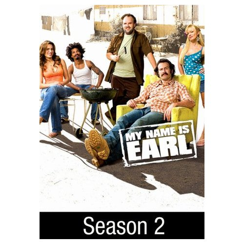 My Name Is Earl: Buried Treasure (Season 2: Ep. 13) (2007)