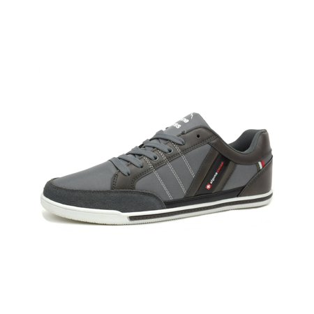 Alpine Swiss Stefan Mens Retro Fashion Sneakers Tennis Shoes Casual Athletic New - Mens 1920 Shoes