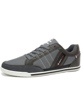 huge discount 89324 43e95 Product Image Alpine Swiss Stefan Mens Retro Fashion Sneakers Tennis Shoes  Casual Athletic New