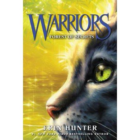 Warriors #3: Forest of Secrets (Paperback)