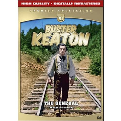 The Buster Keaton Hardy Premium Collection, Volume 1: The General (Silent)