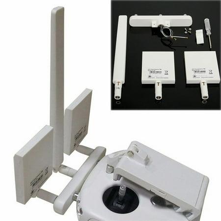 WiFi Signal Range Extender Antenna 10dBi Kit for DJI Phantom 3