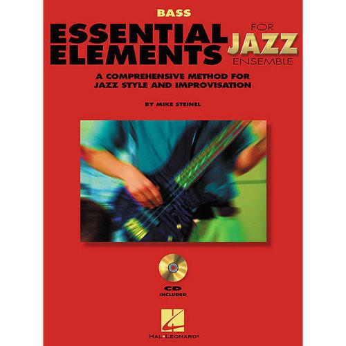 Essential Elements for Jazz Ensemble: Bass
