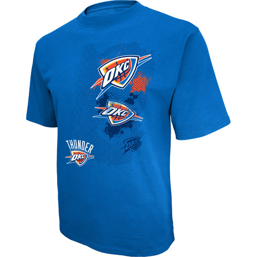 NBA Men's Oklahoma City Thunder Short Sleeve Tee