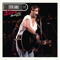 Steve Earle - Live From Austin Tx - Vinyl