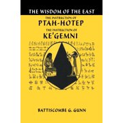 The Teachings of Ptahhotep (Paperback)