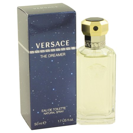 Versace DREAMER Eau De Toilette Spray for Men 1.7