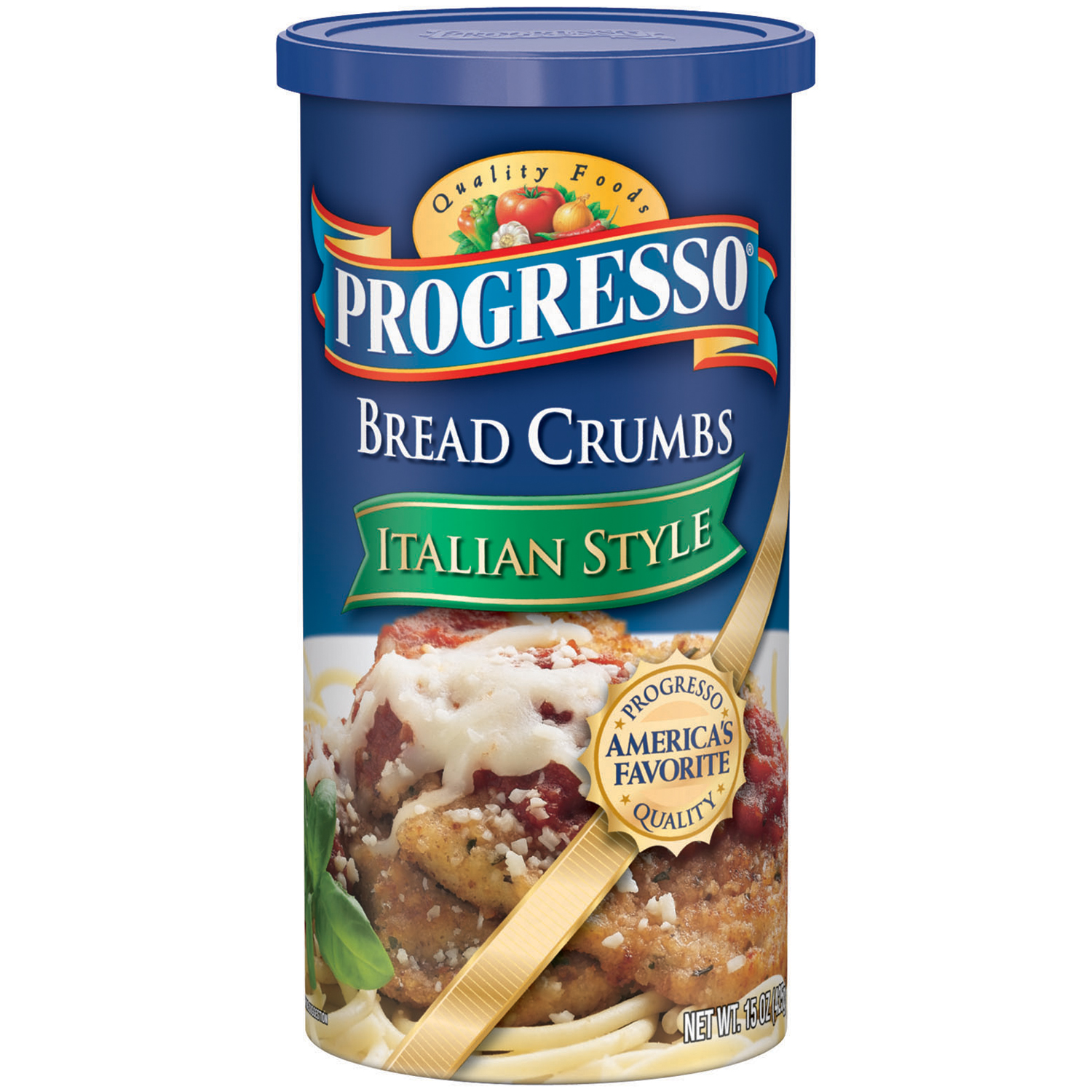 Progresso�� Italian Style Bread Crumbs 15 oz. Canister