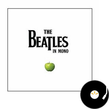 The Beatles In Mono 14 LP Vinyl Box Set