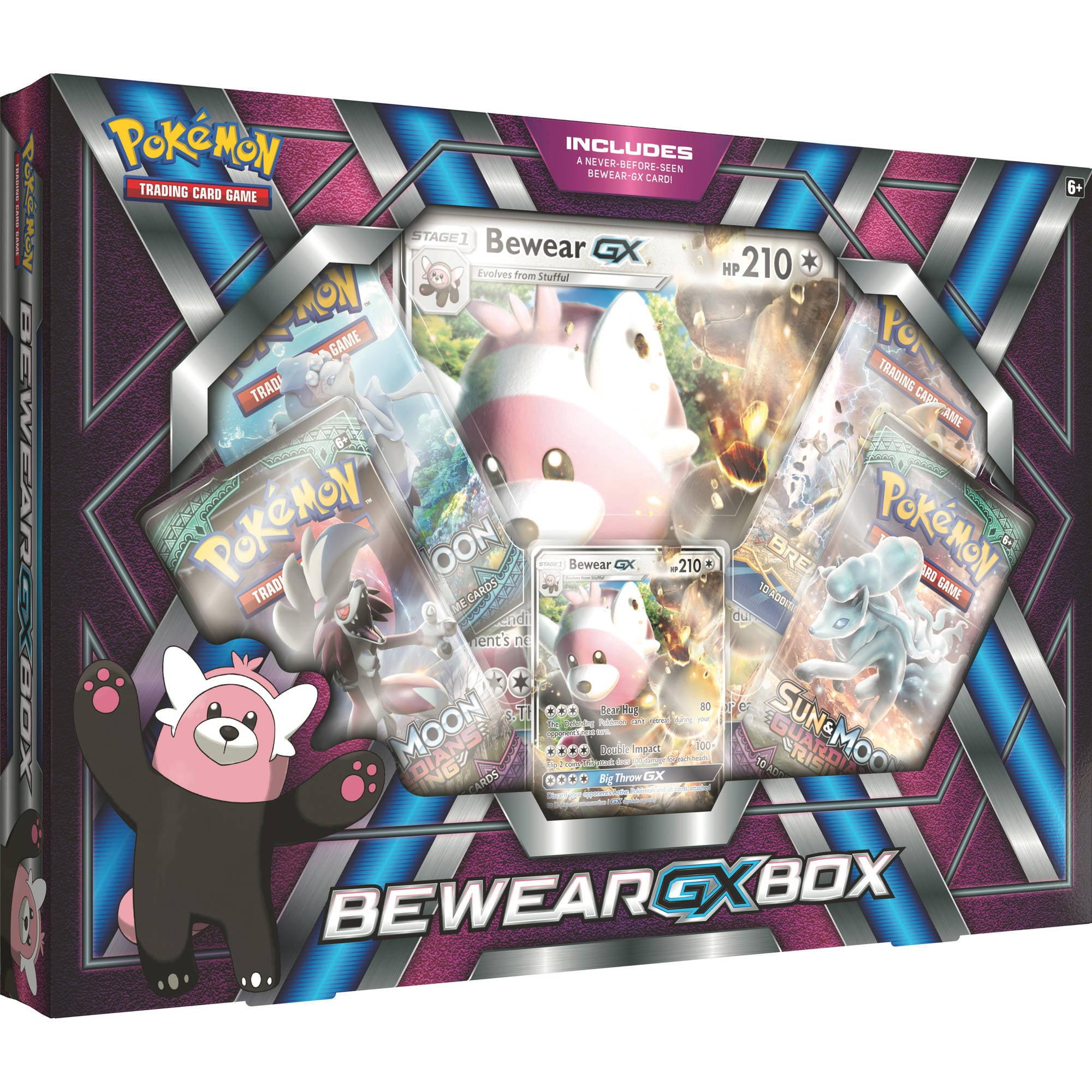 Pokemon Bewear-GX Box Trading Cards by Pokemon USA