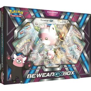 Pokemon Bewear-GX Box Trading Cards