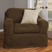 Maytex 2 Piece Chair Slipcover. Multiple Styles and Colors
