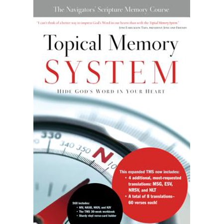 Free Memory Books - Topical Memory System - eBook
