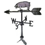 Montague Metal Products WV-178 100 Series 24 In. Pig Weathervane