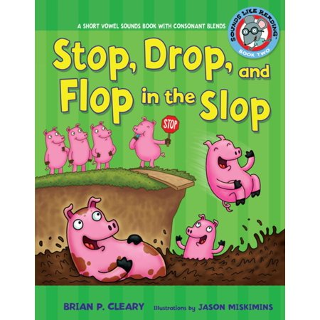 Stop, Drop, and Flop in the Slop - eBook
