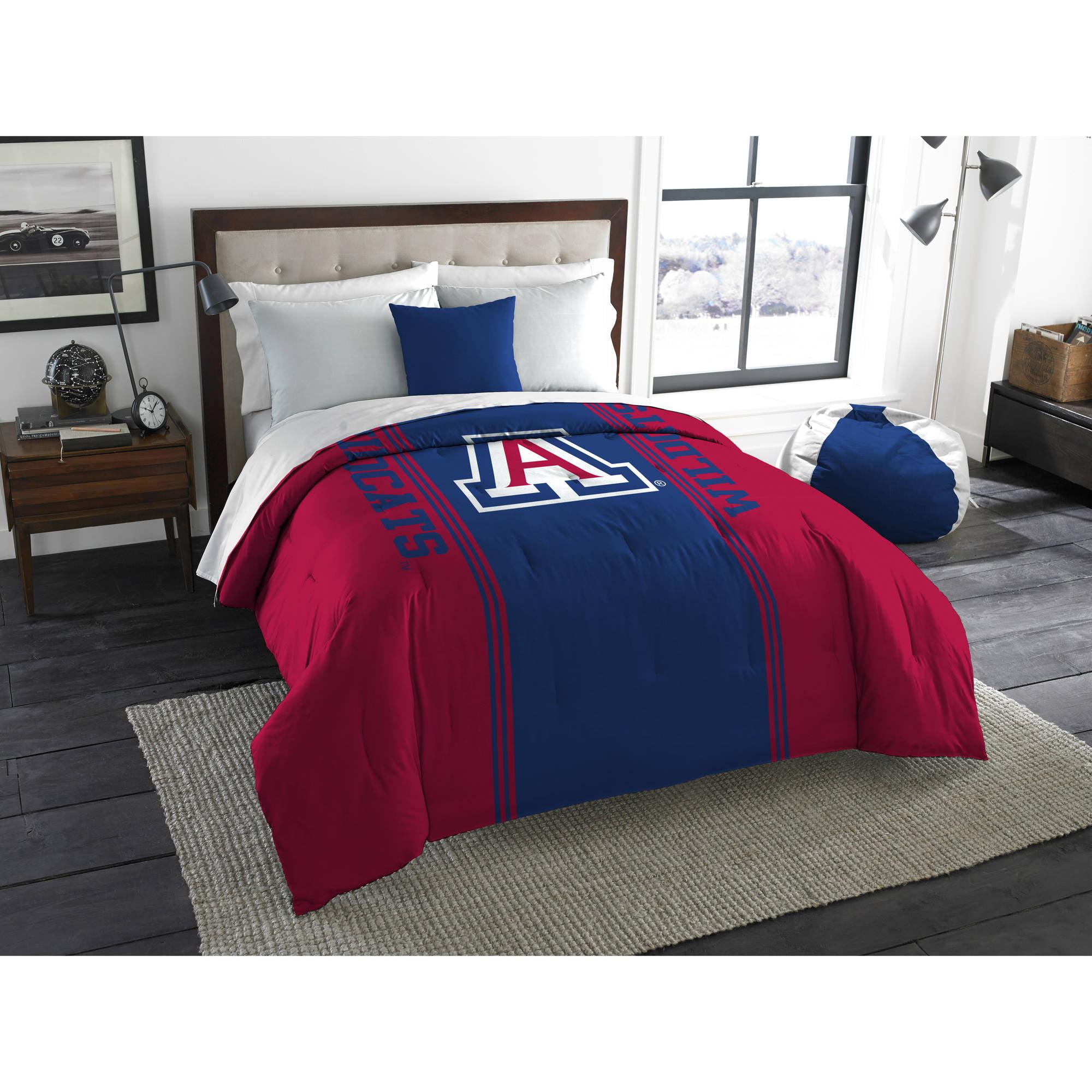 "NCAA Arizona Wildcats ""Mascot"" Twin or Full Bedding Comforter, 1 Each"