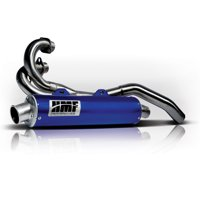 HMF Yamaha Raptor 700 2015 - 2020 Blue Full Exhaust Muffler