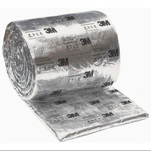 3M 615+ 24 Fire Barrier Duct Wrap, 25 ft. L, 24 In. W