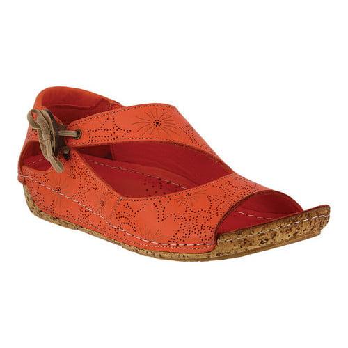 Women's Spring Step Lorelle Asymmetrical Sandal by