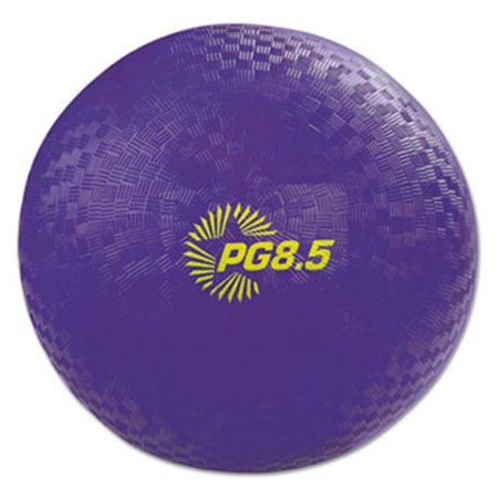 Champion Sport PG85PR Playground Ball, 8 1/2 Diameter, Purple