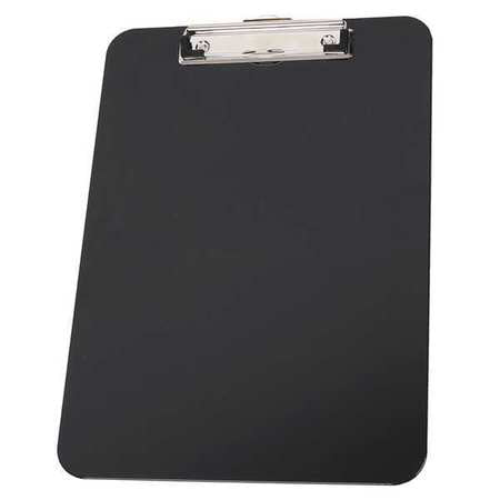 2LJX7 Letter Clipboard, Black