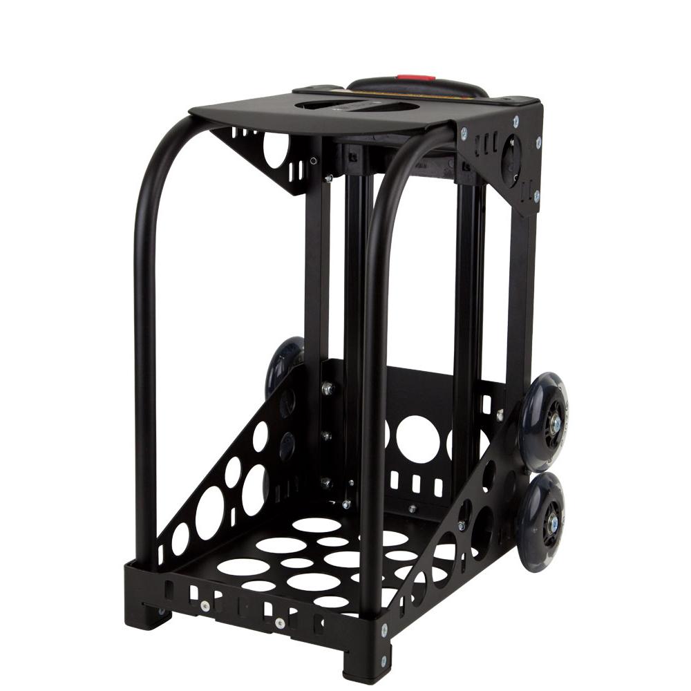 ZUCA Sport Frame w/ Flashing Wheels (Black)