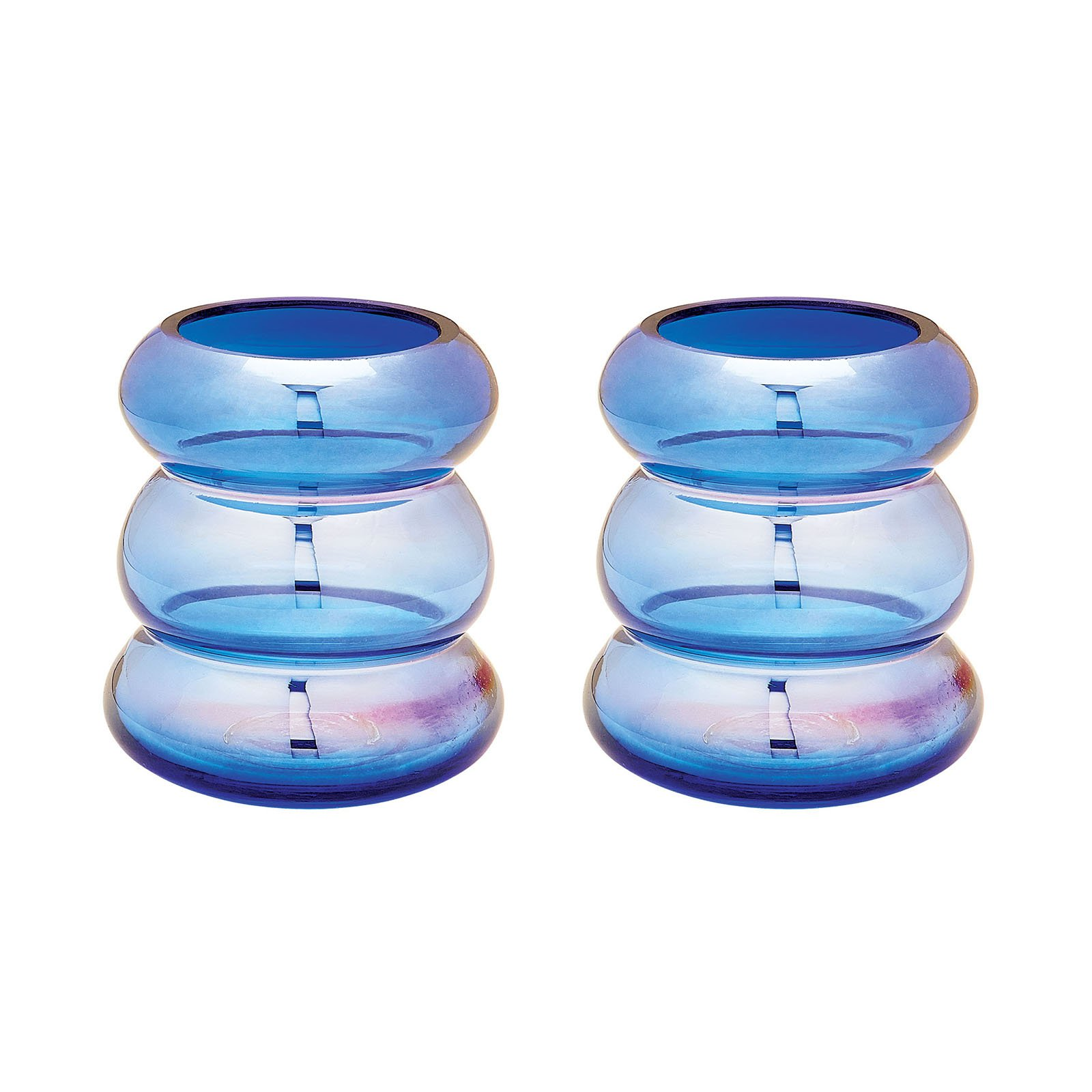 Dimond Home Cobalt Ring Case - Set of 2