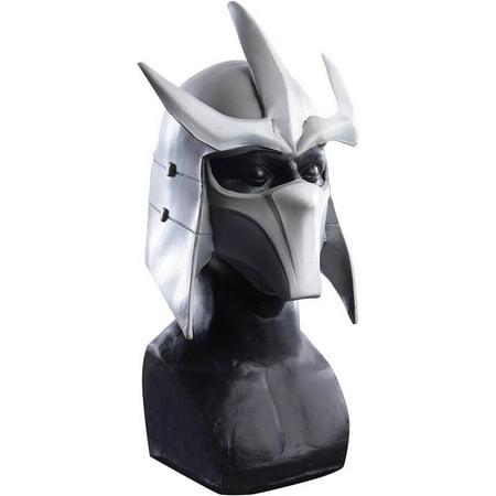 T.M.N.T. Shredder 3/4 Vinyl Costume Mask Child One Size](The Shredder Mask)