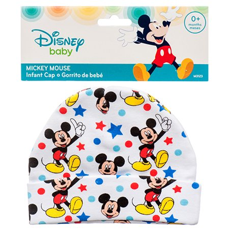 New 376015  Baby Disney Printed Hat (12-Pack) Baby Items Cheap Wholesale Discount Bulk Baby Baby Items Cone/Trumpet - Cheap Hats