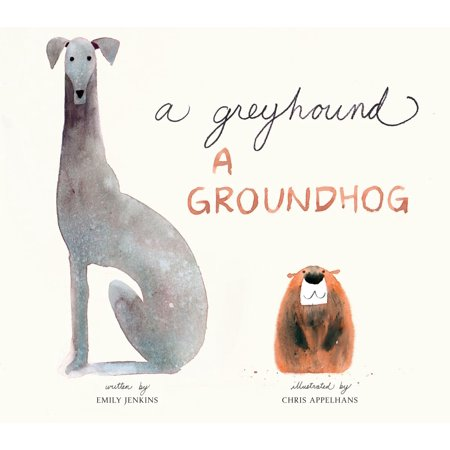 A Greyhound, a Groundhog - eBook (Groundhog Hibernation)