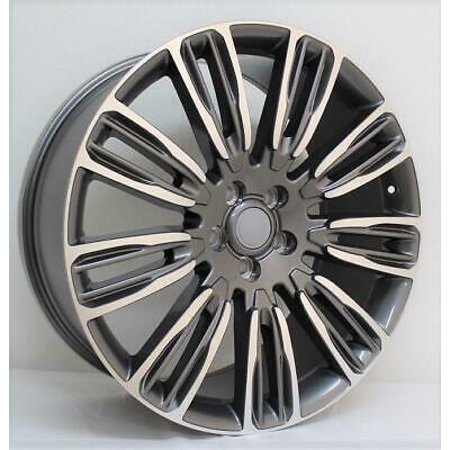 """22"""" Wheel tire package for LAND ROVER DISCOVERY LR3, LR4 2005-16"""