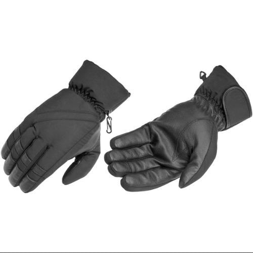 River Road Boreal TouchTec Leather Gloves Black XL