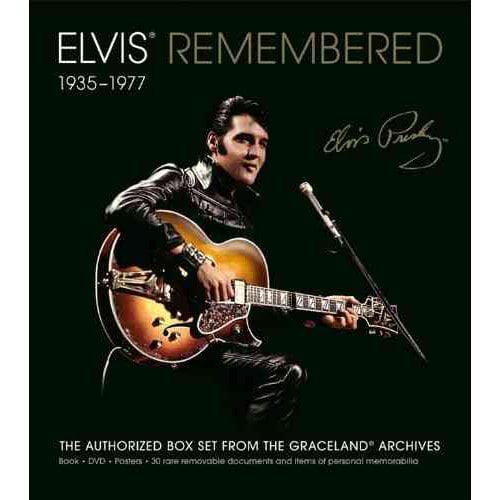 Elvis Remembered: 1935-1977