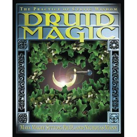 Druid Magic : The Practice of Celtic Wisdom - Origins Of Halloween Druids