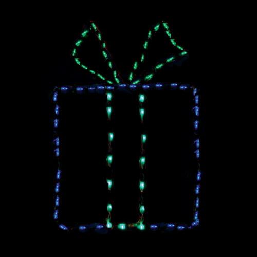 Brite Ideas Gift Box - Bow LED Light