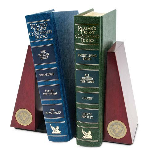 Alabama Bookends by